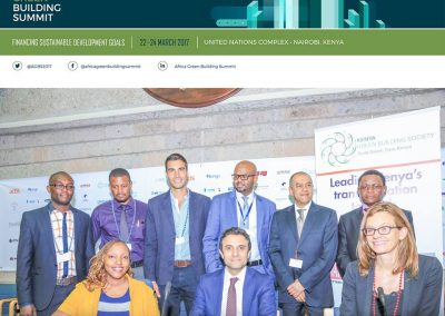 2017 Africa Green Building Summit 2